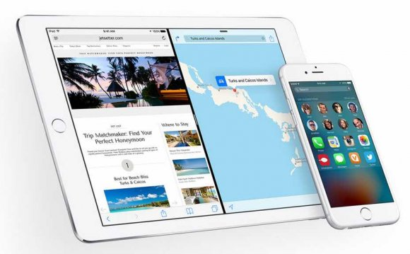 Apple s iOS 9 is here