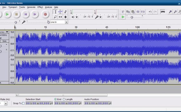 Audacity Alternatives for Mac