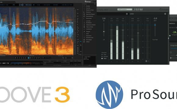 IZotope Announces RX Post