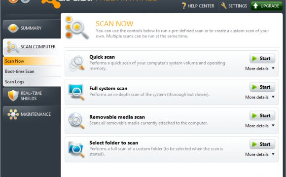 Download Avast!