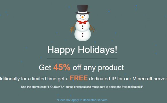 45% off all services and Free