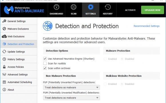 Mawlarebytes Anti-Malware