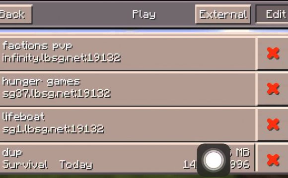MINECRAFT PE HOW TO JOIN