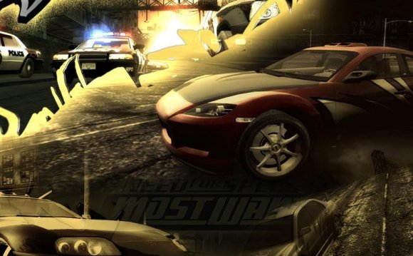 Need for Speed Most Wanted MAC