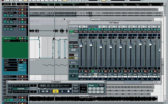 Freeware Digital Multitrack