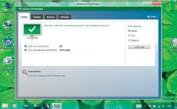 Visit Windows 8 Advisor for