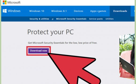 Free virus protection for Windows XP
