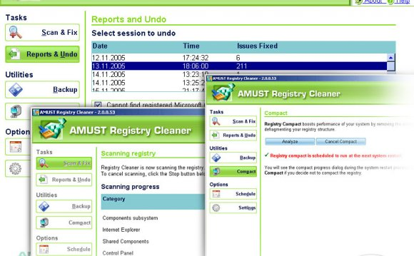Registry Cleaner for Mac