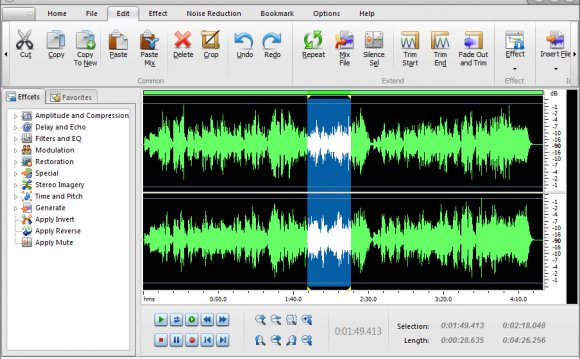 Free audio Recorder software
