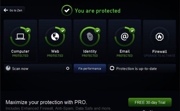 AVG free Download for Windows 8
