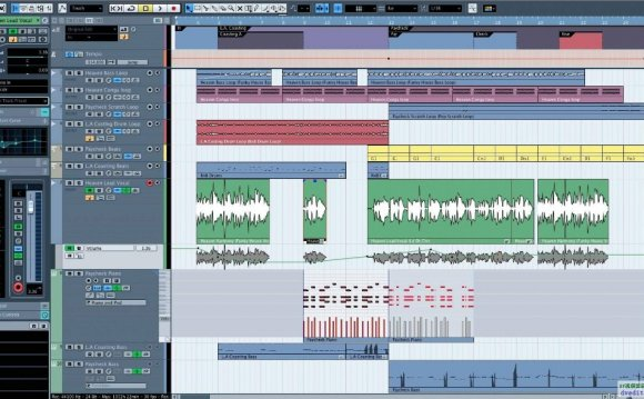 Audio processing software