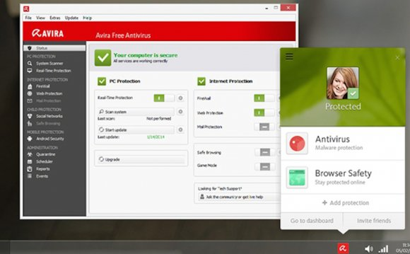 Best free antivirus Program 2014