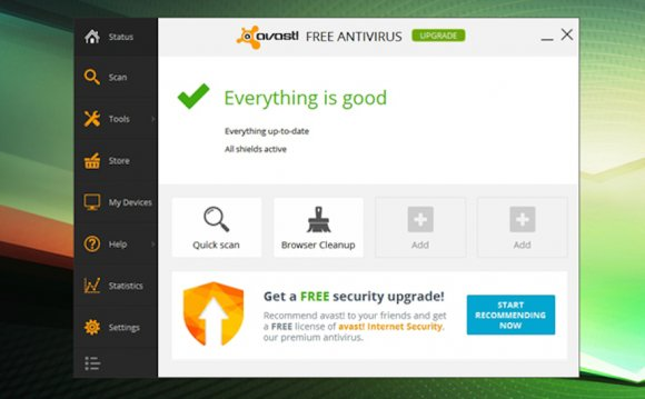 Best rated free antivirus Download