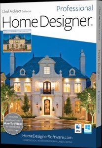 Home Designer Professional DVD