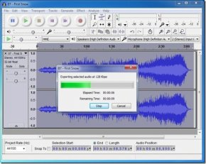 Lame on Audacity