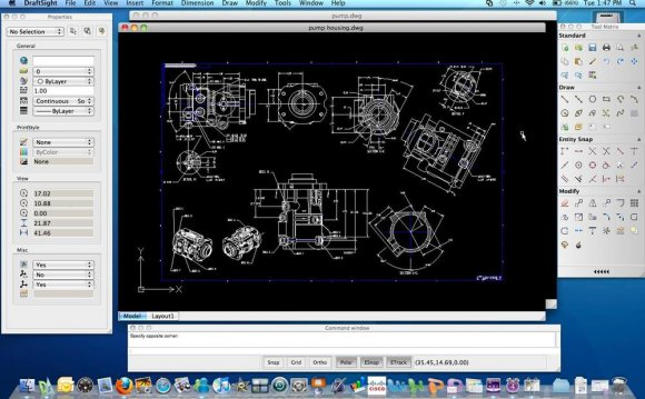 CAD software Mac