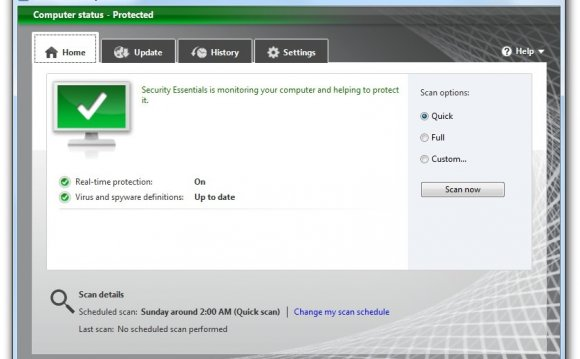 Freeware antivirus software