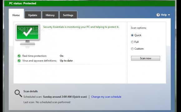 Microsoft Antivirus software free Download Windows XP