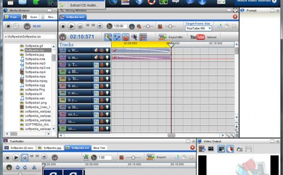 Multitrack recording software free Download