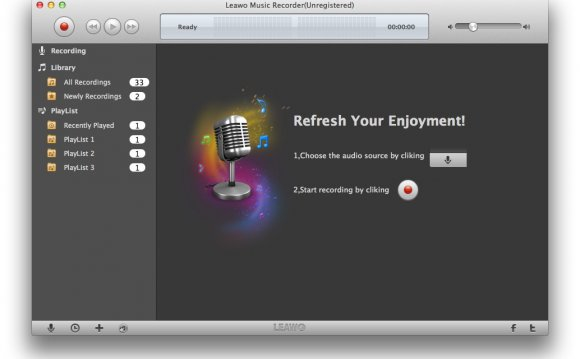 Music Recorder software