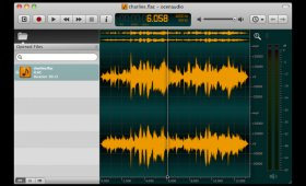Ocenaudio Is a Free, Fast, Streamlined Audio Editor