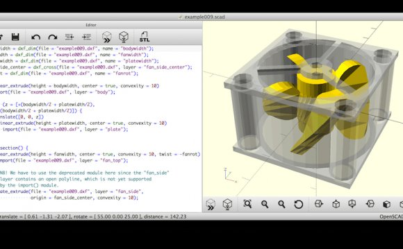 Free 3D CAD software for Mac