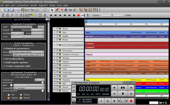 Linux recording software