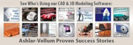 See Who's Using our CAD & 3D Modeling Software. Ashlar-Vellum Proven Success Stories