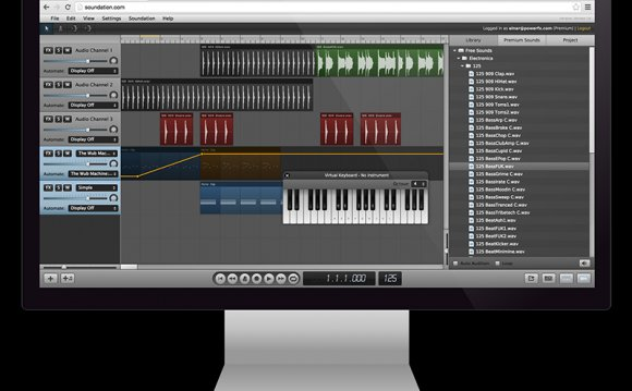 Free music editing online