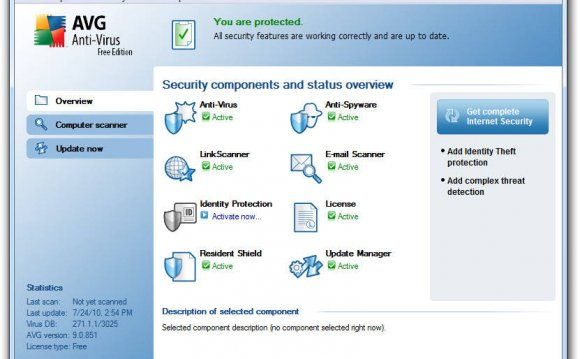 Best antivirus for Windows Vista free Download