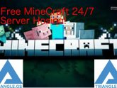 Free 24 hours Minecraft server Hosting