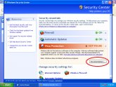 Free virus protection software for Windows XP