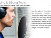 Music editing software for PC