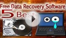 5 Best Free Data Recovery Software For Windows/SD Cards