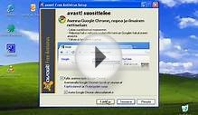 Avast Free Antivirus asennus Windows XP:hen