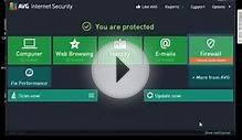 Best Antivirus Software - How to install AVG 2013 | Free