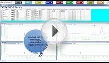 Chromatography Data Acqusition Software for Windows 7 and