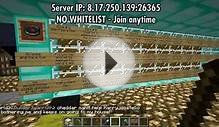 Free Minecraft Server Update - Over 2 Players!!