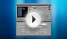 Free Sound Recorder Record Streaming Audio