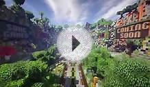 Minecraft - 2 Free Server Spawn Hubs with Download