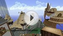 Minecraft Hunger Games Arena [Free Download] [The City of