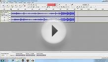 PC Tutorials - How To Record Computer Sounds On Audacity