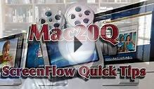 ScreenFlow for Mac – The best Mac screen recording software