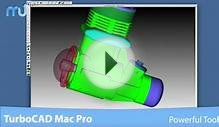 Turbo CAD Mac Po Screensaver - MacUpdate Promo