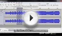 [tutorial] Download and install audacity free audio editor