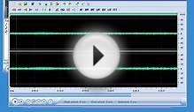 Working with Focus MP3 Recorder Pro